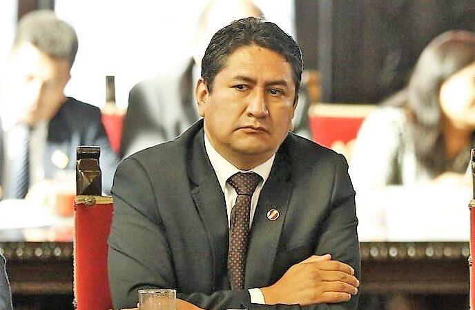 TC declara improcedente recurso presentado por Vladimir Cerrón