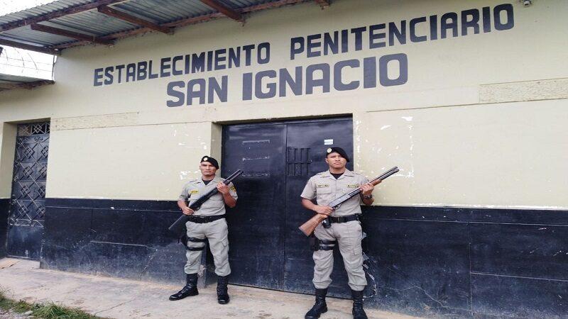 Cajamarca: nueve presos fugan de penal y piden servicio de mototaxi para escapar