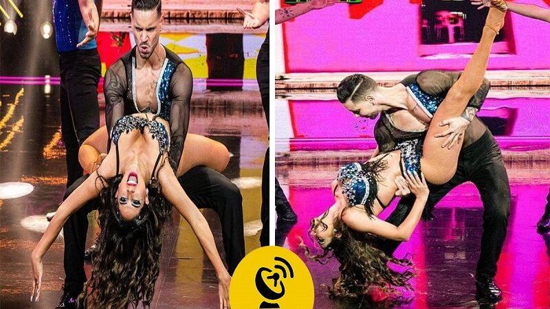 Melissa Paredes reconoce que hizo clic con bailarín
