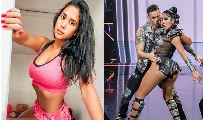 Melissa Paredes seguirá en el 'Gran Show', pero no bailará con Antonhy